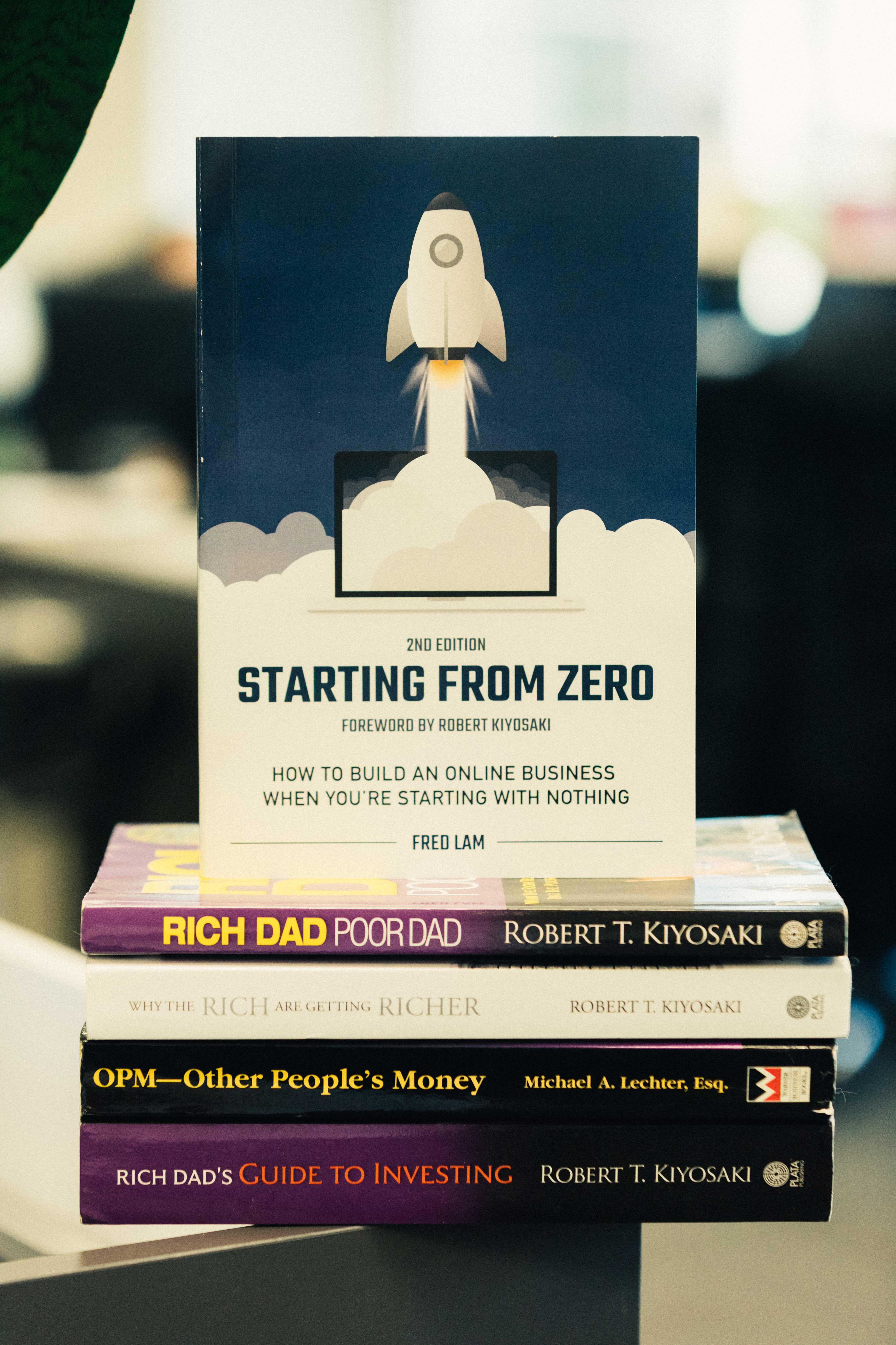 Starting From Zero Book